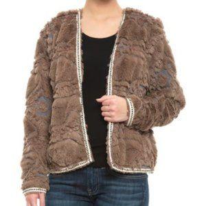 Teddy faux fur Jacket/Cardigan